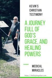 Kevin's Christian Testimony