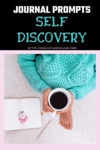 Self discovery journal prompts for January