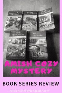 Amish Quilt Shop cozy mystery series