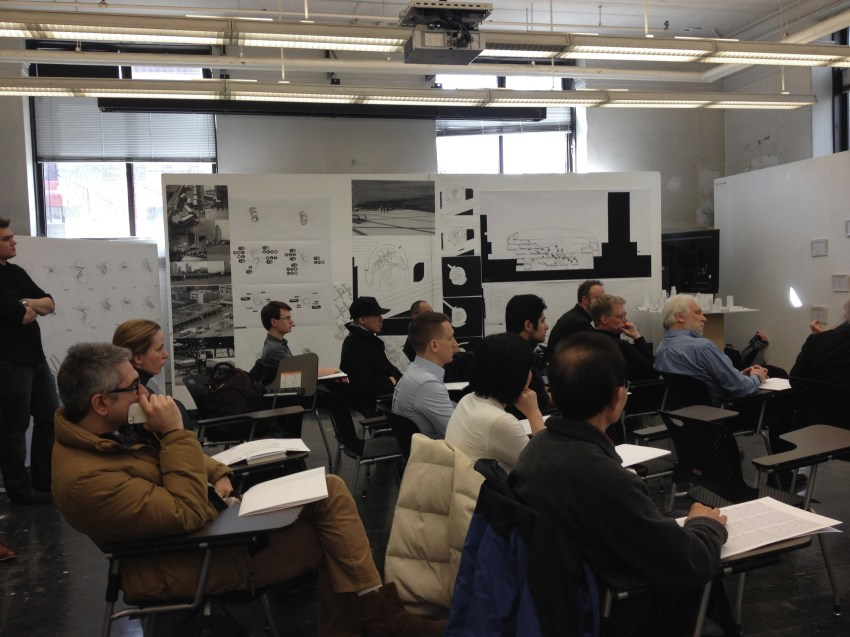 M.Arch thesis reviews