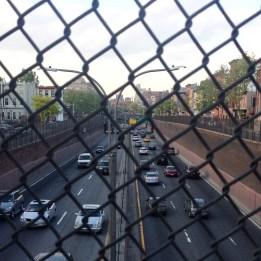 The Brooklyn Queens Expressway (BQE)