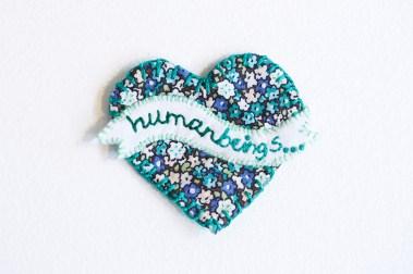 Humanbeings heart