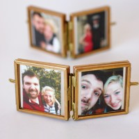 Oliver Bonas Photo Engagement Present