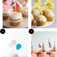 Inspiration: DIY Cupcake Topper Ideas