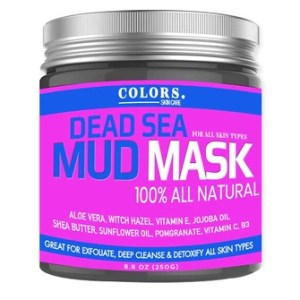Colors Skincare Dead Sea Mud Mask