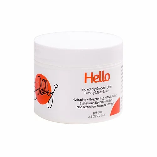 Hello: Incredibly Smooth Skin Mask