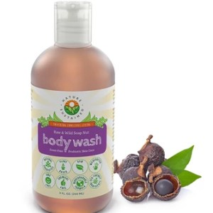 Nature Sustained Raw Dry Skin Body Wash