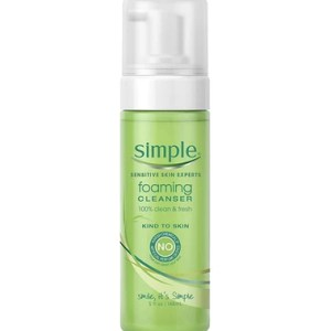 Simple Foaming Cleanser