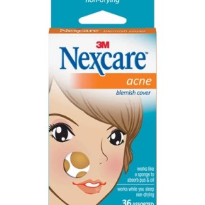 Nexcare Acne Absorbing Cover Product
