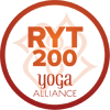 RYT 200 Yoga Alliance logo