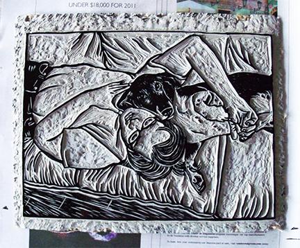 My Top 12 Tips On Linocut Printmaking Shellie Lewis Blog