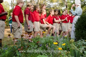 school field trip at whh-47