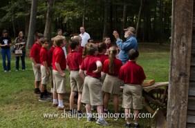 school field trip at whh-77