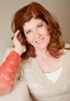 Author Pic - Ginger Ring