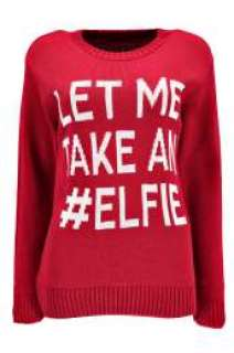 Nessa Let Me Take An #Elifie Jumper alternative image