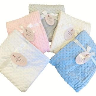 Bubble Baby blanket