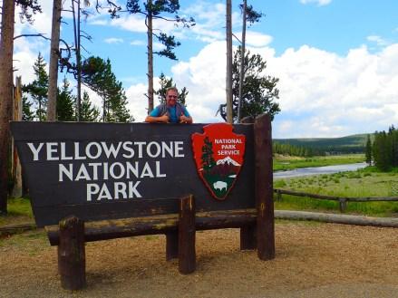 Yellowstone Sign Jack