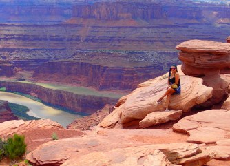 Dead Horse Point Rose