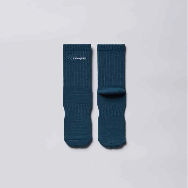 Nozzle-Quiz-Rusted-Blue-Essential-casual-socks-Front-1.jpg