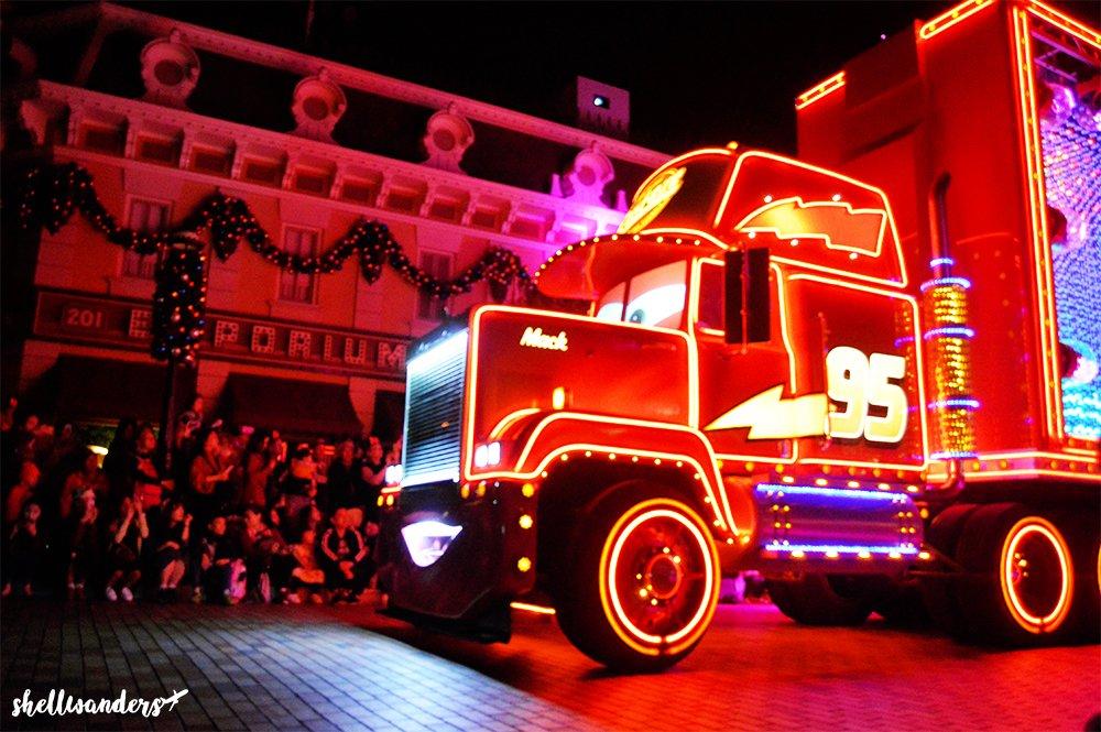 Hongkond Disneyland Disney Animation Cars