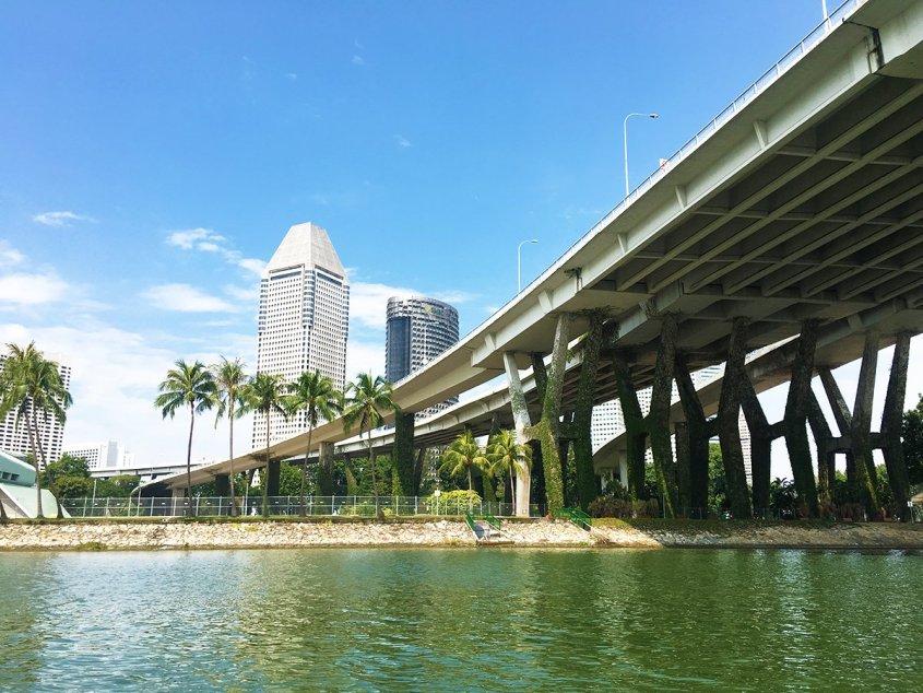 DUCKTOURS SINGAPORE SCENERY 2