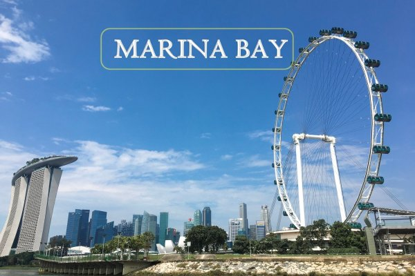 Wanderlust at Marina Bay Singapore