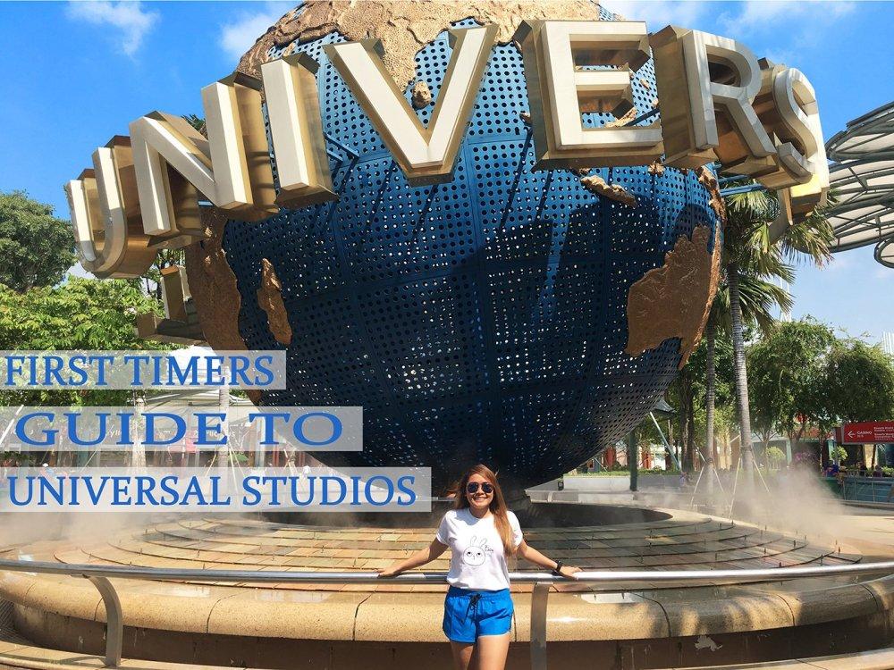 UNIVERSAL STUDIOS SINGAPORE GUIDES