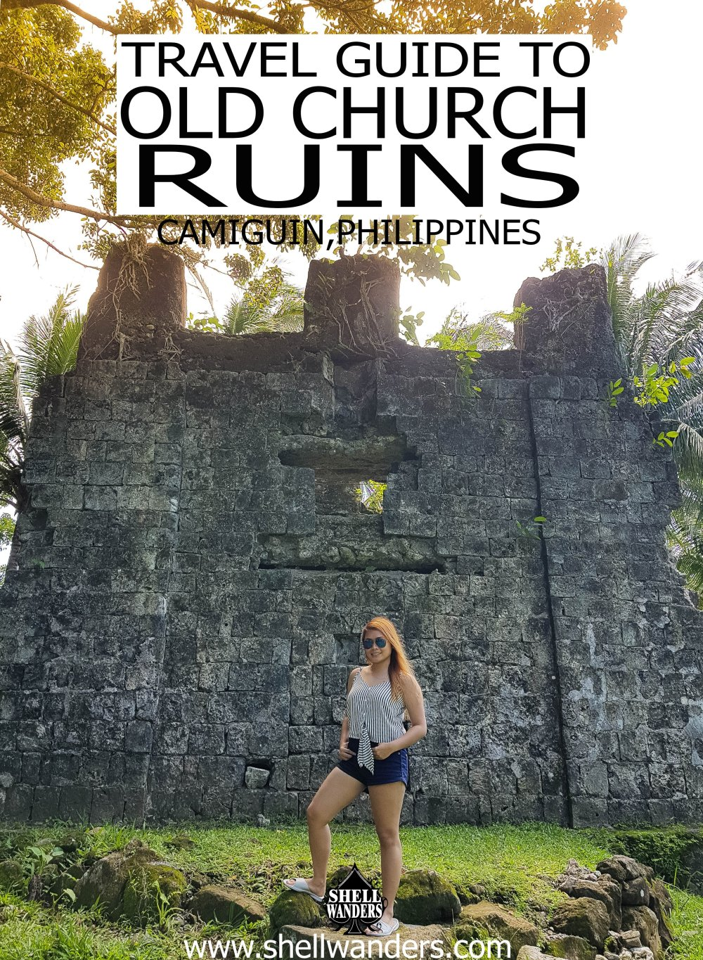 OLD CHURCH RUINS TRAVEL GUIDE 3