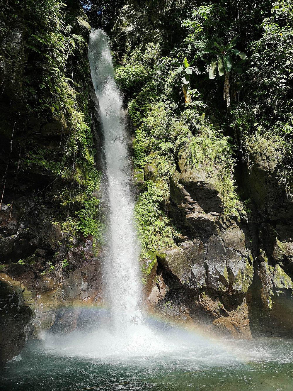 tuasan falls camiguin philippines