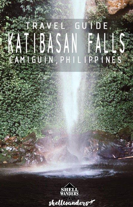 katibawasan falls CAMIGUIN PH