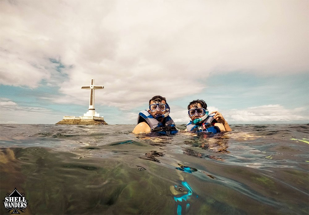 NEW SUNKEN CEMETERY CAMIGUIN PHILIPPINES