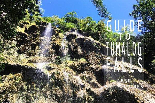 Guide to Tumalog Falls in Oslob, Cebu, Philippines