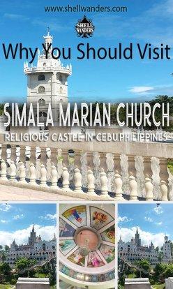 SIMALA MARIAN CHURCH IN CEBU PHILIPPINES 2