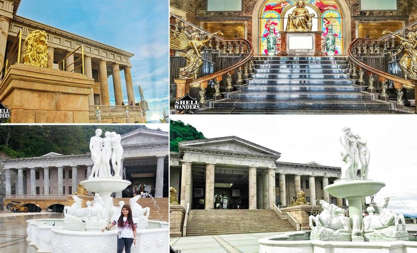 TEMPLE OF LEAH CEBU COVER