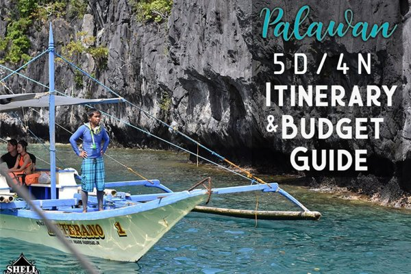 Palawan : Budget + Itinerary Guide for First-Timers