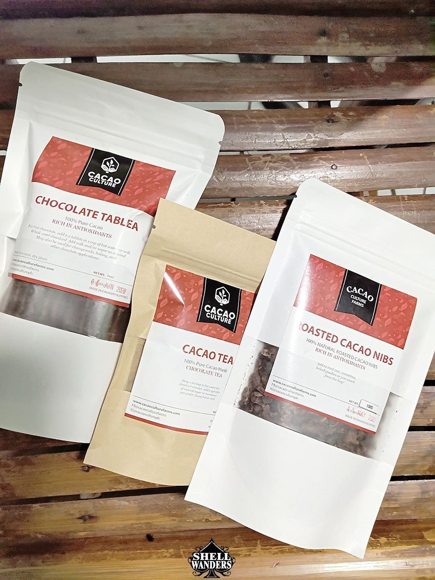 cacao culture farm products