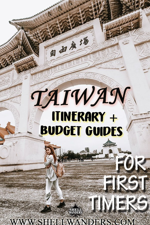 TAIWAN FIRST TIMERS GUIDE 2