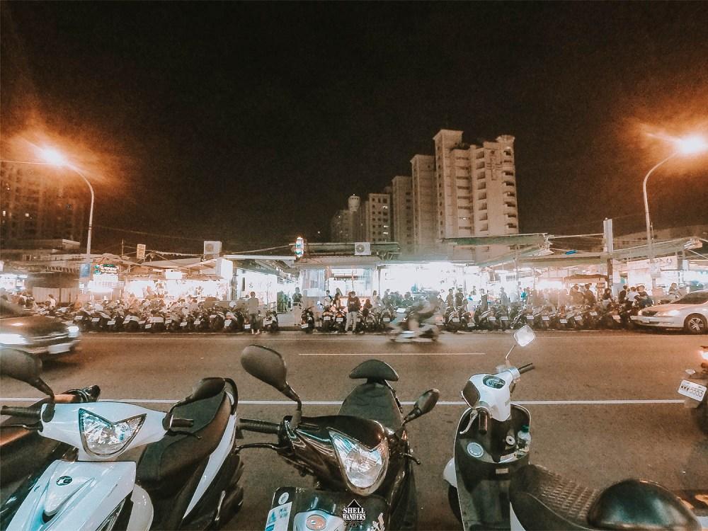 Ruifang Night Market Kaohsiung Taiwan