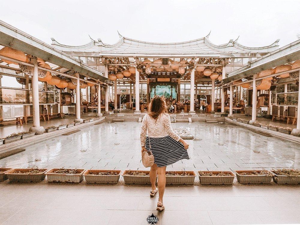 Taiwan Husheng Temple