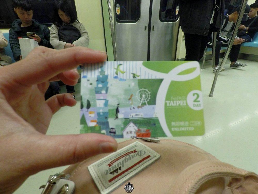 Taiwan Fun pass