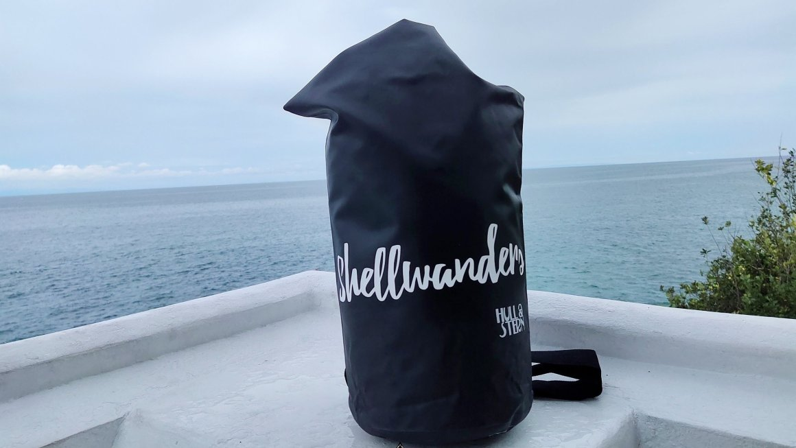 "Travelling Using ""Hull Stern Dry Bag"" this Rainy Weather"