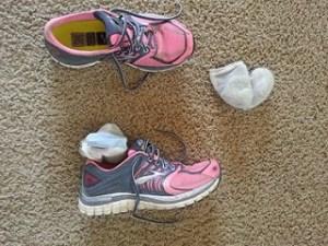 sb running shoes