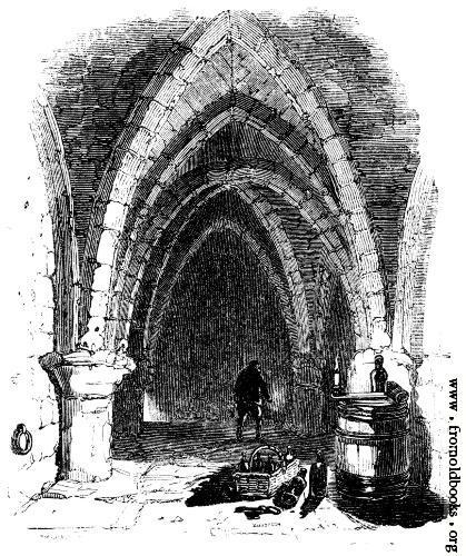 The Crypt, St. Bartholomews Church. Source: Fromoldbooks.com