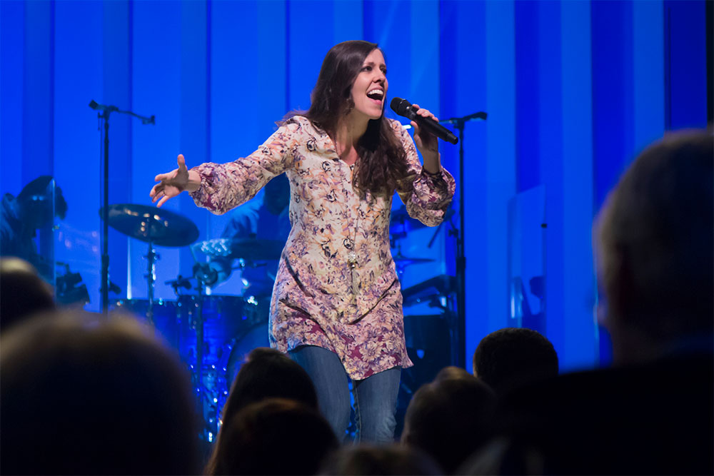 Shelly E. Johnson - Woodstock City Church 2017