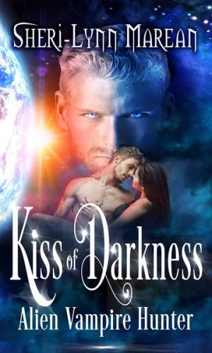 Kiss of Darkness by Sheri-Lynn Mrean