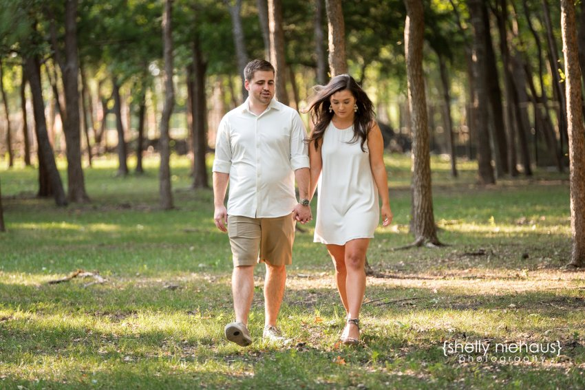 Shelly Niehaus Photography| Dallas Family Photography| Couple at Home Engagement Photos