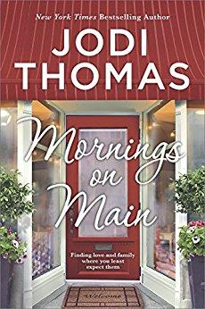 Review: Mornings On Main by Jodi Thomas