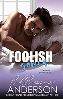 New Release+Review: Foolish Games by Lilliana Anderson