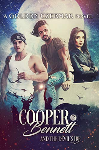 Book Review+Interview: Cooper Bennett and the Devil's Ire by Golden Czermak