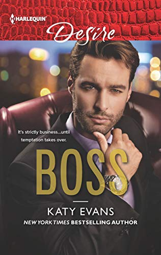 Book Review: Boss by Katy Evans